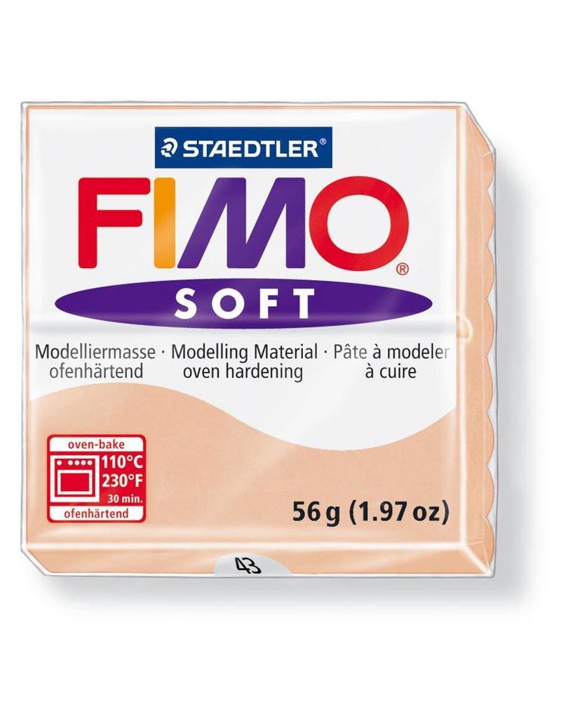 Staedtler Fimo klei soft 43 Huidskleur