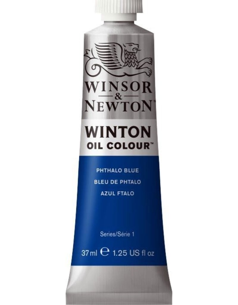 Winsor en Newton WINTON TUBE PHTHALO BLUE