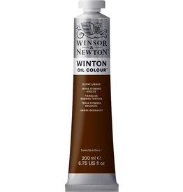 Winsor en Newton WINTON TUBE  RAW UMBER