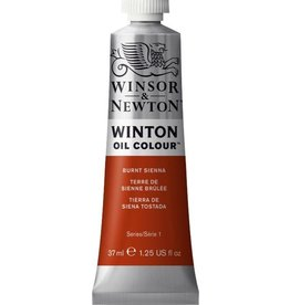 Winsor en Newton WINTON TUBE  BURNT SIENNA