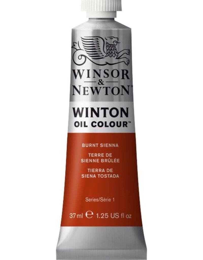 Winsor en Newton WINTON TUBE  BURNT SIENNA