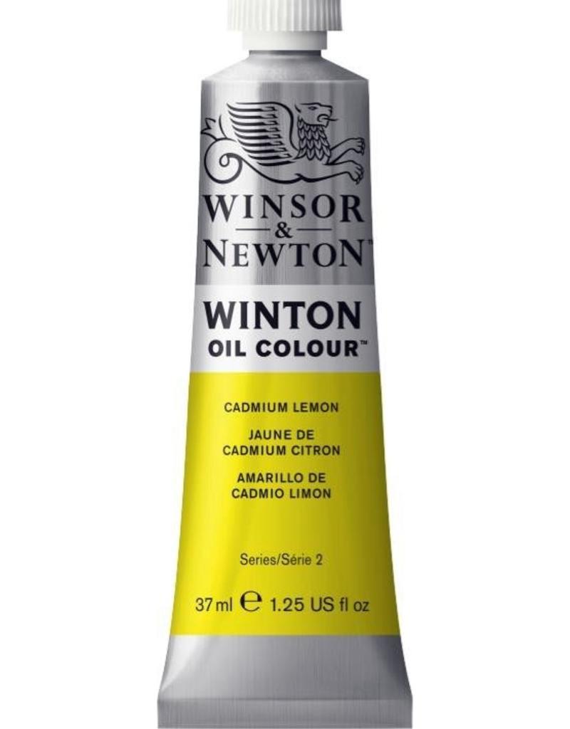 Winsor en Newton WINTON TUBE CADMIUM LEMON