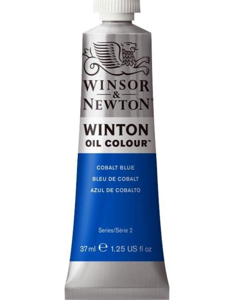 Winsor en Newton WINTON TUBE COBALT BLUE