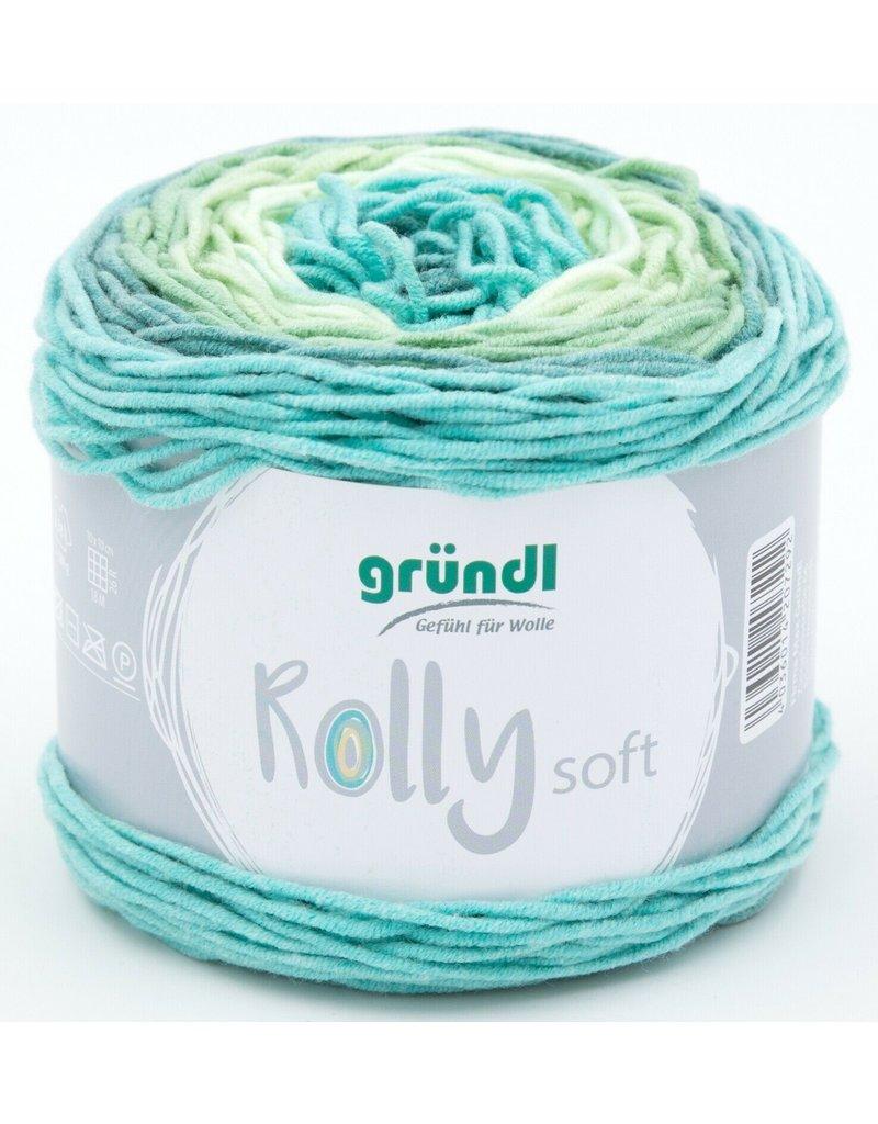 Grundl Rolly soft - verschillende groentinten