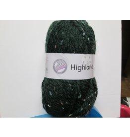 Grundl Highland tweed groen