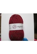 Grundl Highland tweed rood