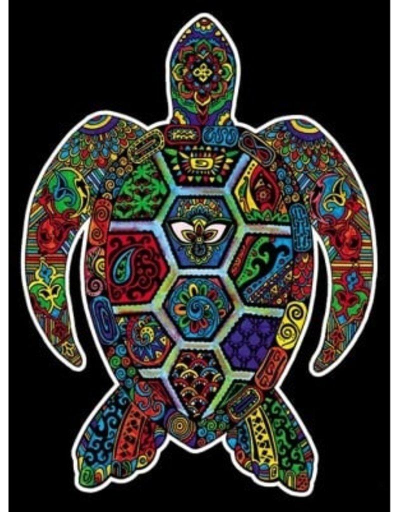 Painting Velvet Colorvelvet kleurplaat  schildpad