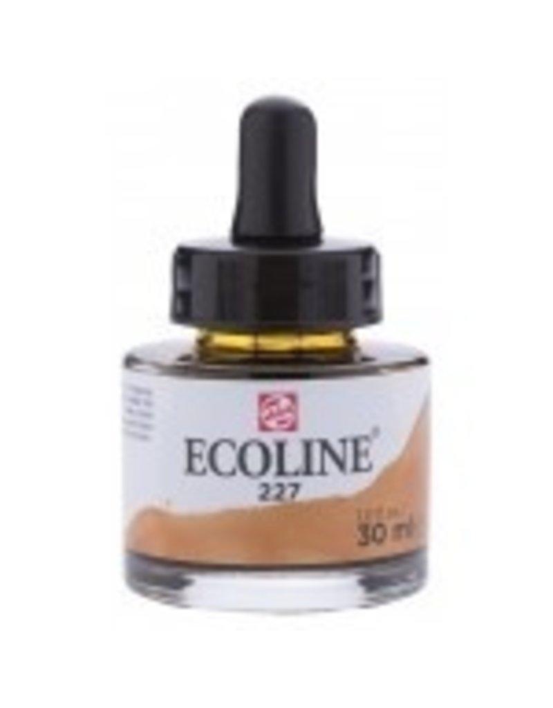 Talens Ecoline 30 ml - gele oker
