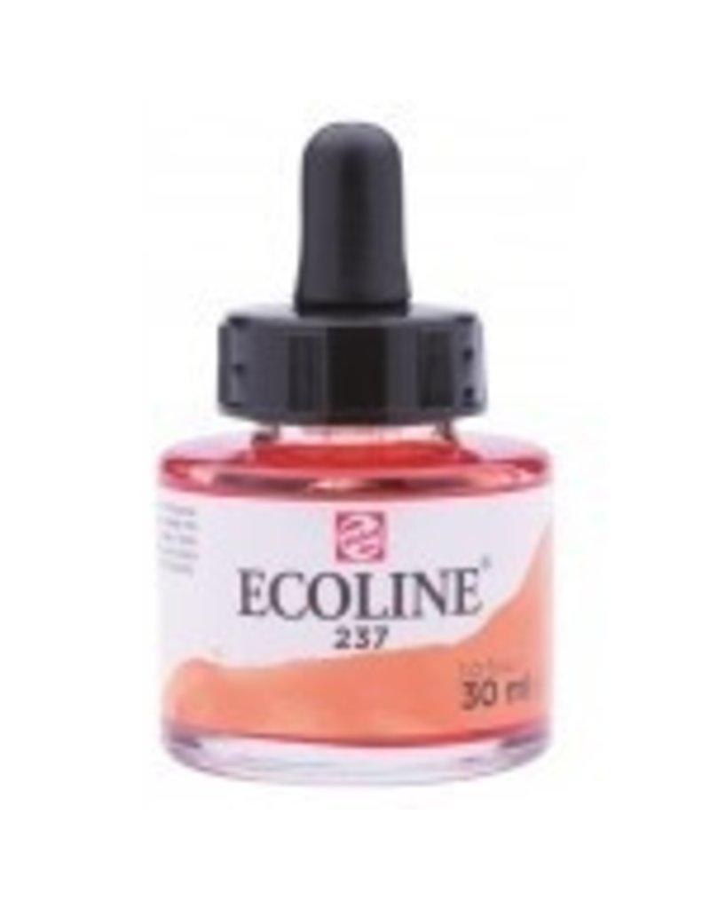 Talens Ecoline 30 ml - donker oranje