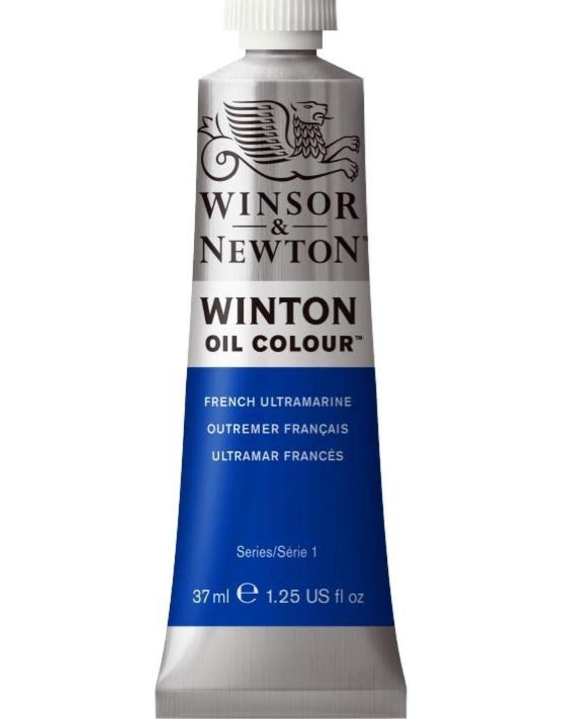 Winsor en Newton WINTON TUBE FRENCH ULTRAMARINE