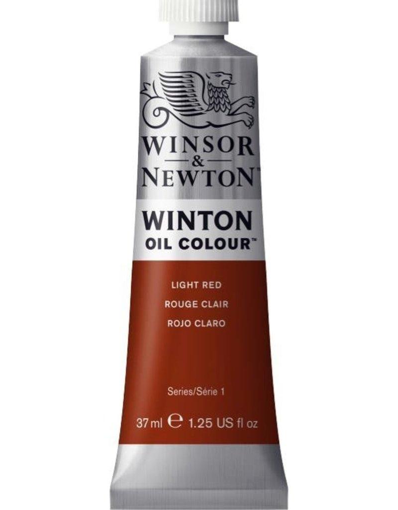 Winsor en Newton WINTON TUBE  LIGHT RED
