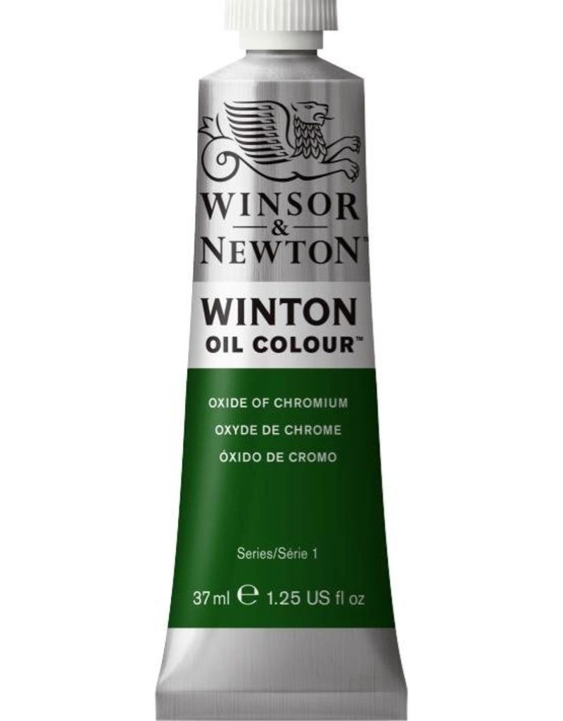 Winsor en Newton WINTON TUBE OXIDE OF CHROMIUM