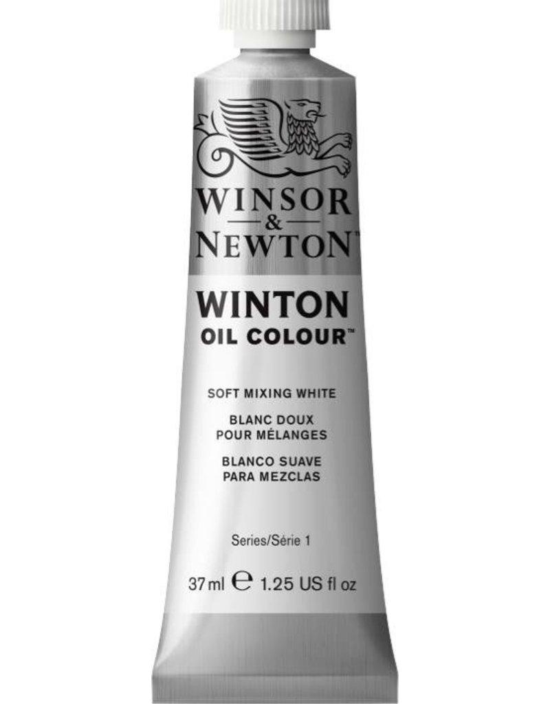 Winsor en Newton WINTON TUBE SOFT MIXING WHITE