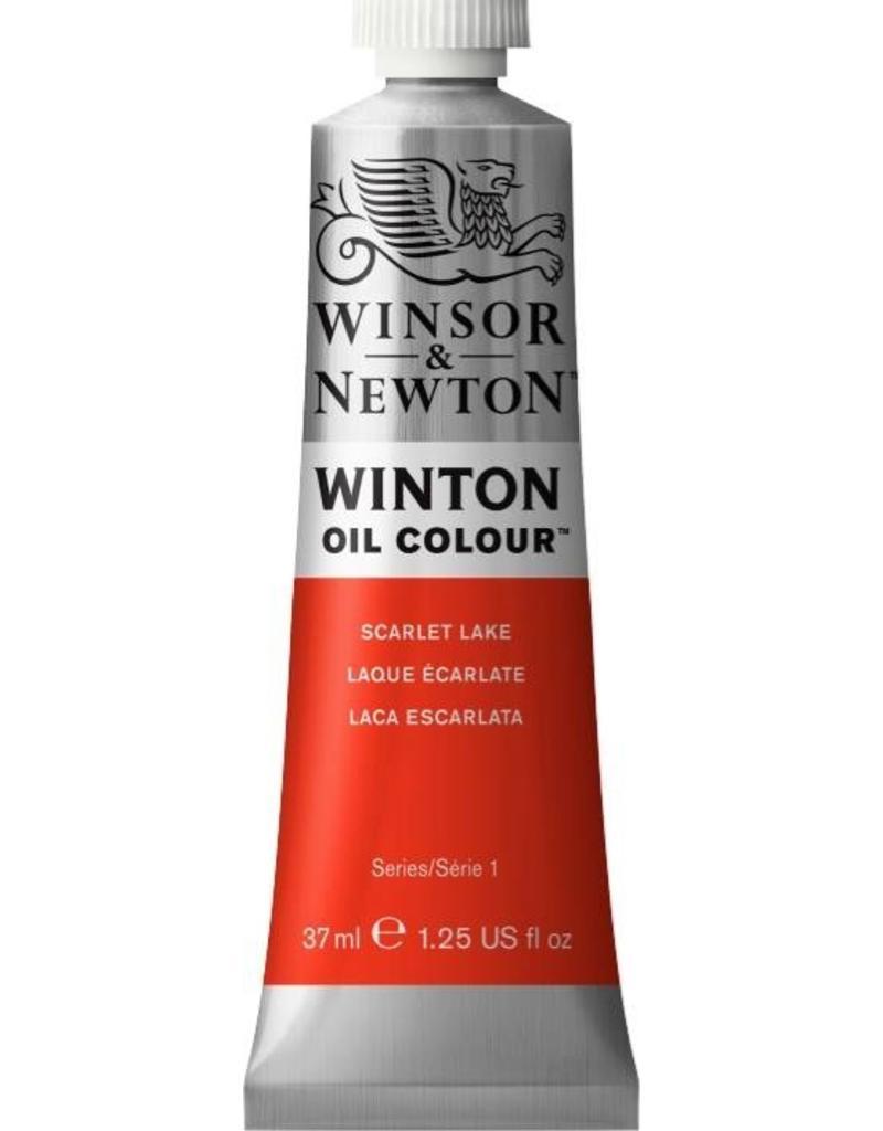 Winsor en Newton WINTON TUBE SCARLET LAKE