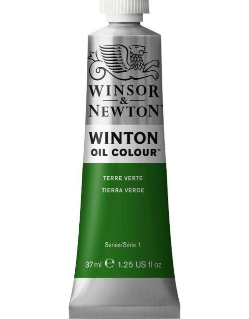 Winsor en Newton WINTON TUBE TERRE VERTE