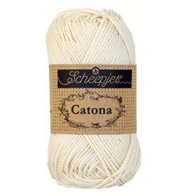 Scheepjes Catona katoen Old lace