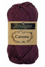 Scheepjes Catona katoen Shadow purple
