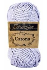 Scheepjes Catona katoen Lilac mist