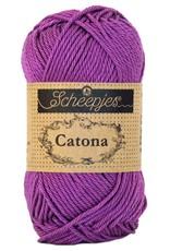 Scheepjes Catona katoen Ultra violet