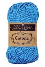 Scheepjes Catona katoen Powder blue