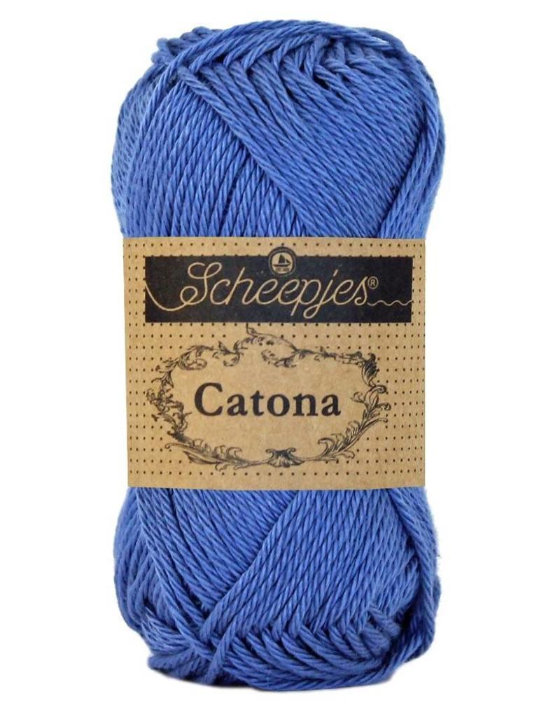 Scheepjes Catona katoen Capri blue