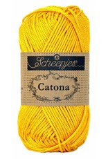 Scheepjes Catona katoen Yellow gold