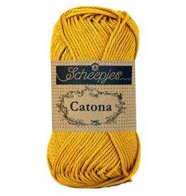 Scheepjes Catona katoen Saffron