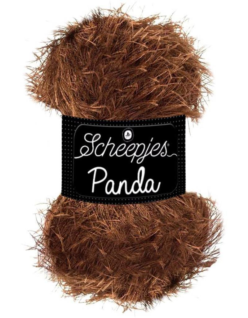 Scheepjes Panda garen bruin