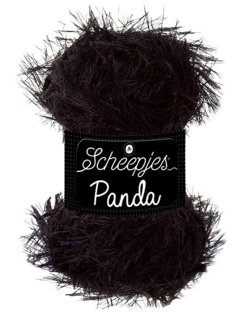 Scheepjes Panda garen zwart