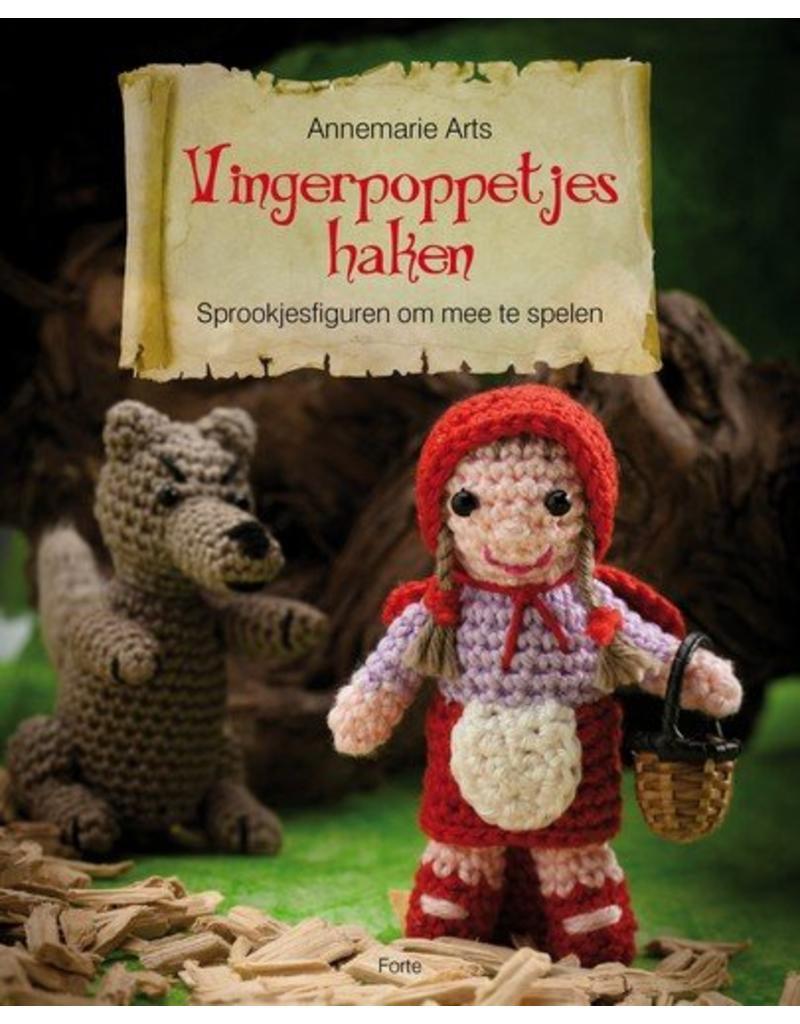 Forte Boek Vingerpoppetjes haken