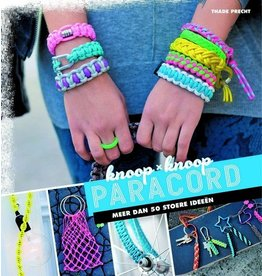 Kosmos Boek Paracord knoop it yourself