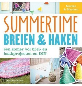 Forte Boek Summertime breien en haken