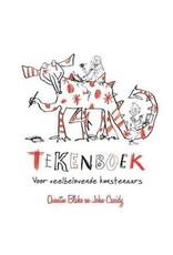 Tirion Boek Tekenboek voor veelbelovende kunstenaars