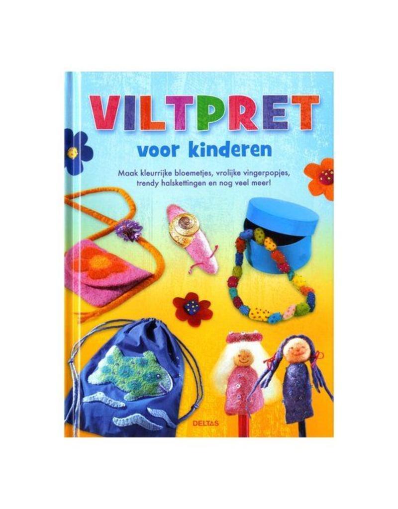 Deltas Boek Viltpret voor kinderen