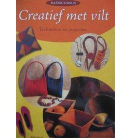 Deltas Boek Creatief met vilt