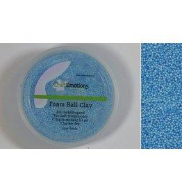 Foam ball clay lichtblauw