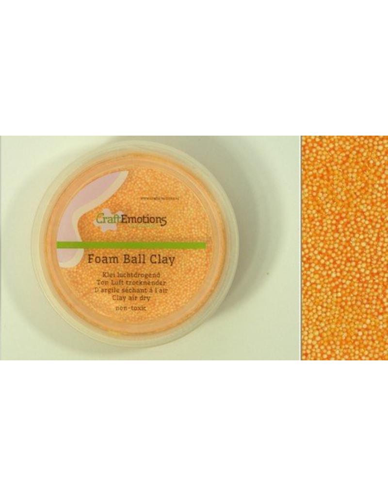 Foam ball clay warmgeel