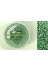 Foam ball clay groen glitter
