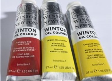 Winton olieverf