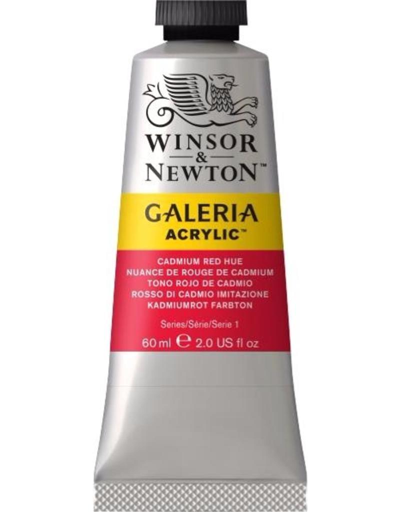 Winsor en Newton Galeria acrylverf Cadmium Red Hue