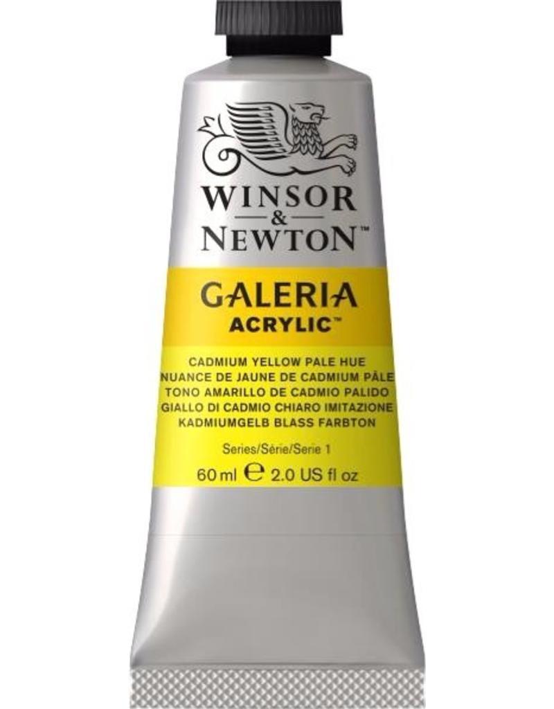 Winsor en Newton Galeria acrylverf Cadmium Yellow Pale Hue