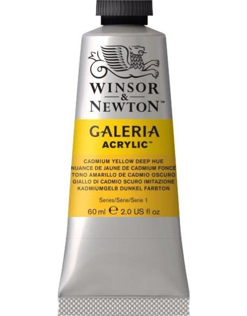 Winsor en Newton Galeria acrylverf Cadmium Yellow Deep Hue