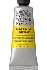 Winsor en Newton Galeria acrylverf Cadmium yellow Medium Hue