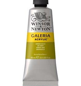 Winsor en Newton Galeria acrylverf Green Gold