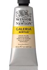 Winsor en Newton Galeria acrylverf Napels Yellow