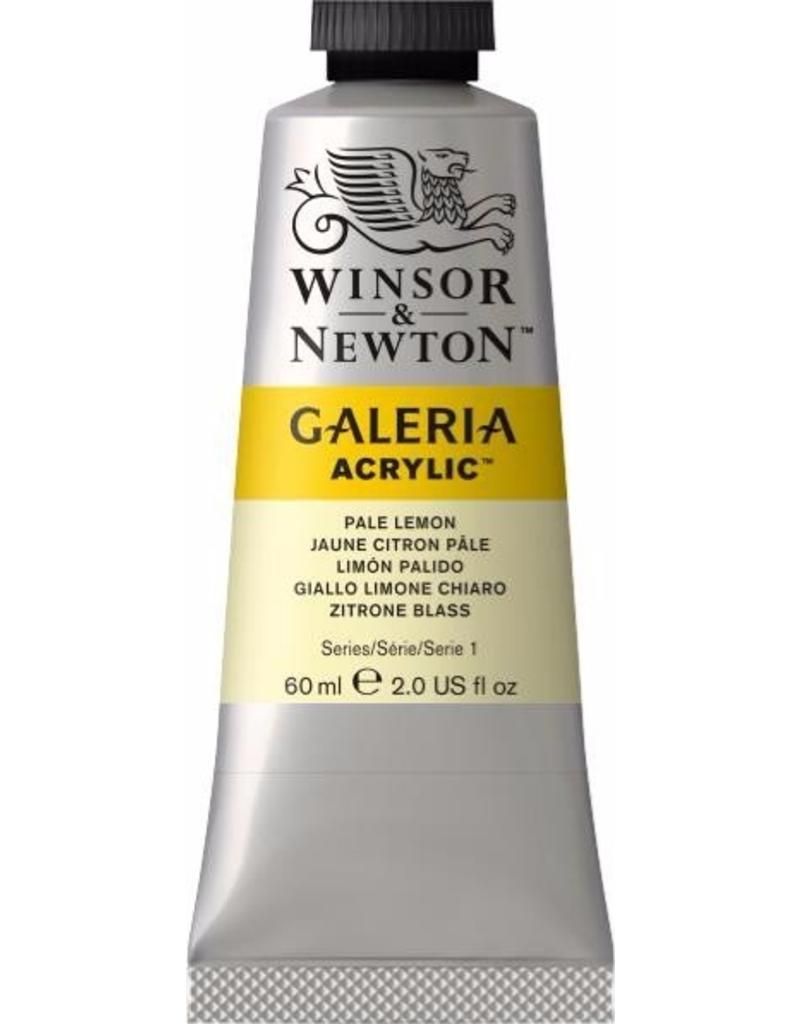 Winsor en Newton Galeria acrylverf Pale Lemon