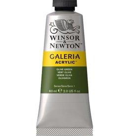 Winsor en Newton Galeria acrylverf Olive Green