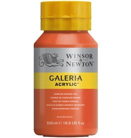 Winsor en Newton Galeria acrylverf Cadmium Orange Hue