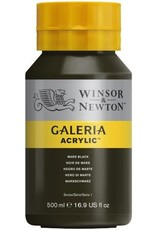 Winsor en Newton Galeria acrylverf Mars Black