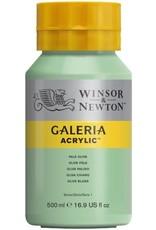 Winsor en Newton Galeria acrylverf Pale Olive